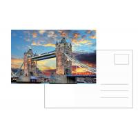 Best London Tower Images 6x9 Inch 3D Lenticular Postcard For Souvenirs & Gifts wholesale