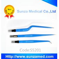 China electrosurgical Forceps with Europe connectors,Coagulation Forceps - Bipolar,Ref No:S5201 on sale
