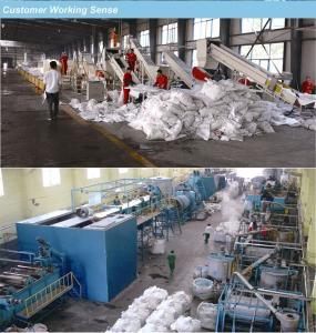 Best Plastic Films Recycling Extruder Machine, Waste Plastic Granules Making Machine wholesale
