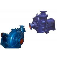 Cheap Mineral Processing Electric Slurry Pump Trash Pump Electric Wear Resistant for sale
