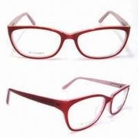 Best Classic Academic Style Eyeglass Frame with Trendy Metal Decoration wholesale