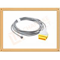 Best GE 11 Pin Medical Temperature Sensor Probe Adapter Cable PVC Insulation wholesale