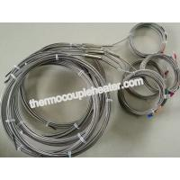 Quality 6mm diameter Mineral insulated thermocouple in SS316/310/Inconel 600 with 1000mm wire wholesale
