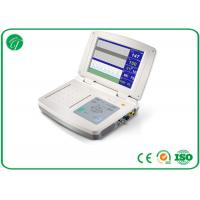 Best Fetal Doppler Monitoring Medical Devices , ICU Vital Signs Monitor CTG Thermal Printer wholesale