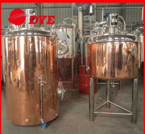 Best Commercial Beer Brewing Equipment , Micro Distillery Equipment Pipe Welding wholesale