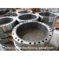 Quality CNC Machining Forged Carbon Seel Inner Gear Hub For Engine Starter wholesale