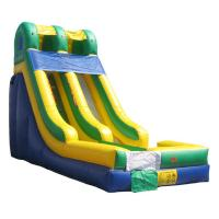 Best colorful giant inflatable slide for sale wholesale