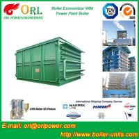 Best Heat Economizer / Boiler Economiser In Steam Power Plant Non Pollution wholesale