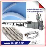Best Flexible PEX braided plumbing hose making machine/flexible shower hose making machine wholesale