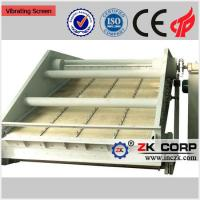 China High-frequency Vibrating Screen Price / Small Size Materials Vibrating Screen on sale