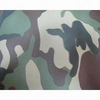 Best Printed PVC Tarpaulin with PVC Backing, Suitable for Waterproof Bag, Car Covers, and Outdoor Use wholesale