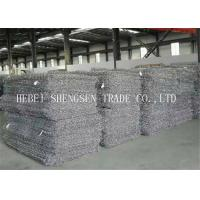 Best PVC Gabion Wire Mesh Low Carbon Steel From Poland For Bridge Protection wholesale