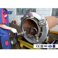 Best OD Mounted Industrial Cold Pipe Cutting And Bevelling Machine wholesale
