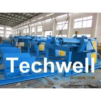 Best 5 / 7 / 10 / 15 Ton Automatical Decoiler Curving Machine With Outer Diameter 1300mm wholesale
