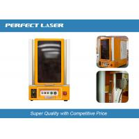 Best Industrial Fibre Laser Marking Machine With 0.005mm Min Focusing Spot , CE ISO Certificate wholesale