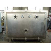 64 Trays Square Shape Vacuum Drying Equipment With Heat Disperse Board