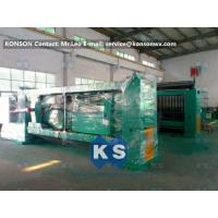 Best Galvanized And PVC Coated Hexagonal Wire Netting Machine / Gabion Production Line wholesale