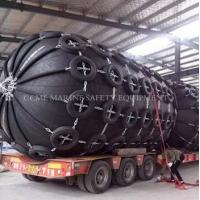 Best Marine Inflatable Pneumatic Natural Rubber Fender wholesale