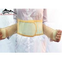 Best Tourmaline Self heating Warm Waist Support Belt Magnetic Therapy Belt Brace wholesale