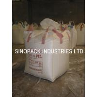 Best PTA packing Big Bag FIBC , Four-Panel bulk Pellet Big Bag circular wholesale