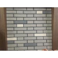 Best Building Wall Cladding Mixed Color Split Brick Veneer Wall Panels Different Sizes wholesale