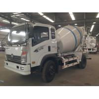Best Sinotruk 7cbm Concrete Mixer Truck , Construction Concrete Transport Truck wholesale