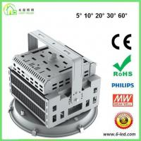 Best 300w 500w Led High Mast Lighting For Construction Crane Projection , Cree Xte Chip wholesale