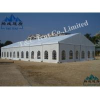 Best Large Wind Resistant Outside Event Tents 6M/8M/10M For Wedding Ceremony wholesale