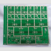 Best Mix Material Rigid Printed Circuit Boards , Multilayer Pcb Fabrication HASL Surface Treatment wholesale