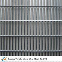 """Buy cheap 358mesh Welded Mesh High Security Fencing Panel Mesh 3""""X0.5""""X8 China Factory from wholesalers"""