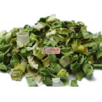 Best Typical Dehydrated Vegetable Flakes / White And Green AD Dried Leek wholesale