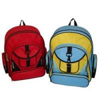 Best custom promotional items of school bag for high students in good design and cheap price wholesale