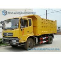 Buy cheap 10000kgs 20000kgs Garbage Trucks , waste management trucks 4X2 Drive Tianjin Chassis from wholesalers