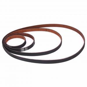 Best GT2 Length 852mm 3D Printer Timing Belts Rubber With Fiberglass wholesale