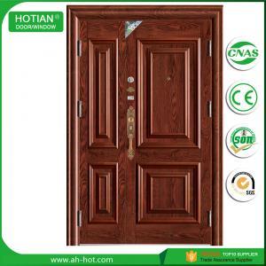 Best Kerala front door designs photo steel single main door design white steel gate wholesale