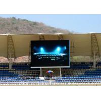 Cheap P5 High Resolution Outdoor Full Color Stadium Advertising LED Billboard Display for sale