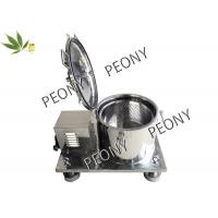 Best Canna Bis Extraction Chemical Centrifuge Equipment / Ethanol Extraction Machine wholesale