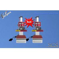 Best Pneumatic Logo Printing Machine Sublimation Heat Press Transfer Machine wholesale