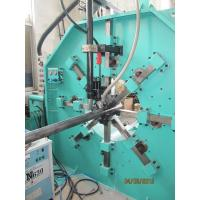 Quality Automatic 340 / 14000mm Light Pole Shut-Welding Machine , Tube welding machine wholesale
