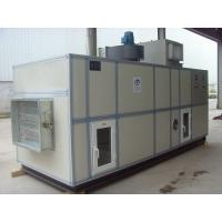 Energy Saving Desiccant Rotor Dehumidifier For Food Industry  RH ≤20%