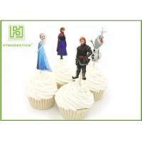 Best Cartoon Design Disney Cupcake Toppers , Free Printable Princess Cake Toppers wholesale