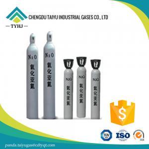 Quality Nitrous Oxide N2O Mixture Gases , Calibration gases wholesale