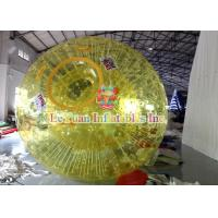 Best Transparent Colorfull Grass TPU/PVC Inflatable Body Zorb Balls for Kids / Adults 2m / 3m wholesale