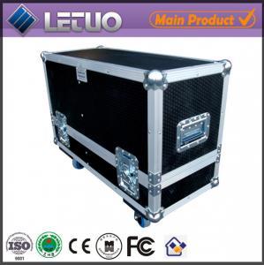 China Aluminum flight case road case transport crate case professional speakers jbl flight case on sale