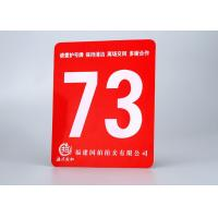 """Best ABS Rotary Engravable Plastic Sign Board Tamper Proof With Size 24""""X 48"""" wholesale"""