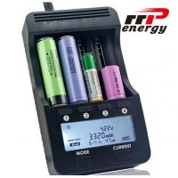Buy cheap Lithium Ion battery Fast charger LCD Battery Charger NIMH NICAD AA AAA CE from wholesalers