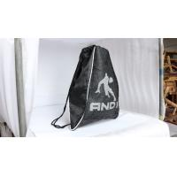 Buy cheap Mesh PVC Polyester Coloured Drawstring Bags Print Legal Logo For Shoe from wholesalers