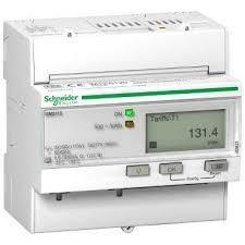 Best Acti 9 IEM 3115 Schneider Electric Energy Meter A9MEM3115 63A White Color wholesale
