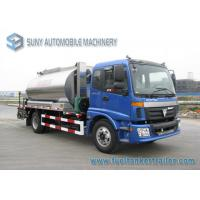 Quality 9000 L Asphalt distributor truck 2 Axles 180hp 4500 mm Wheel base wholesale