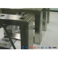 Cheap Standard Access Control Tripod Turnstile Gate Electronic With ESD System for sale